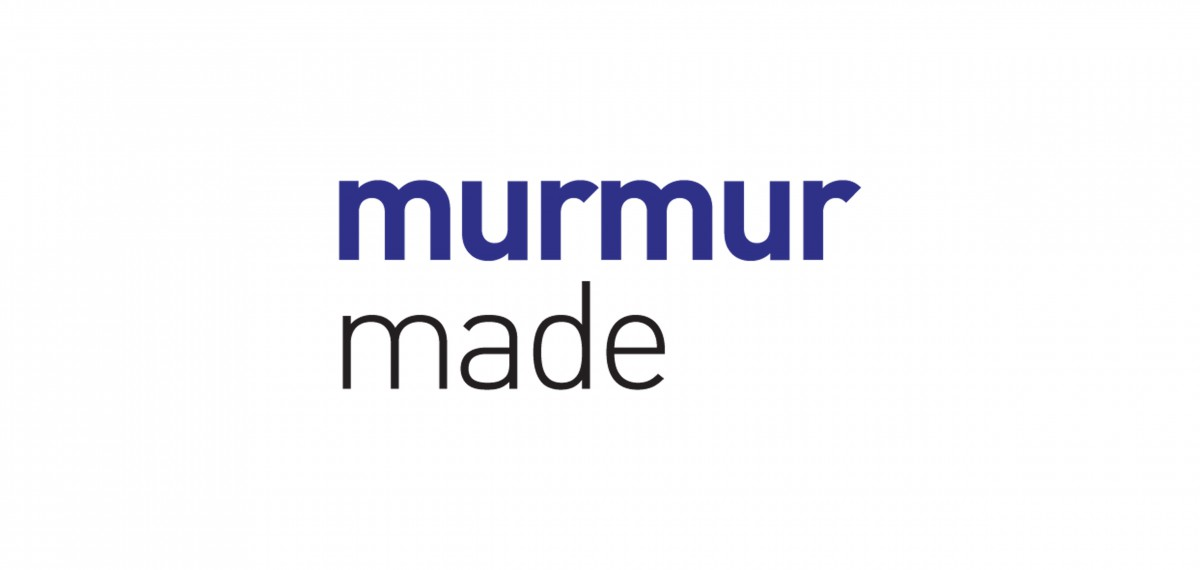 Murmur Made logo on white backgorund